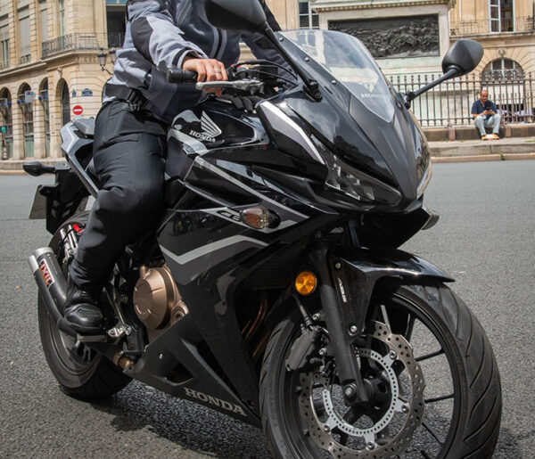 Pantalon de protection pour la moto